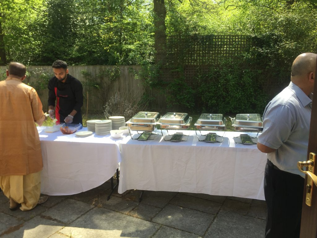 Indian Vegetarian Catering St. Albans