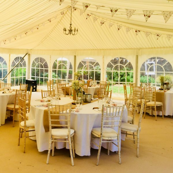 Rustic Marquee Wedding, Chiavari chairs, Limewash Chiavari chairs, Boston Manor Walled Garden, Boston Manor wall garden, Country Wedding, City Wedding, London Wedding, Marquee Wedding,