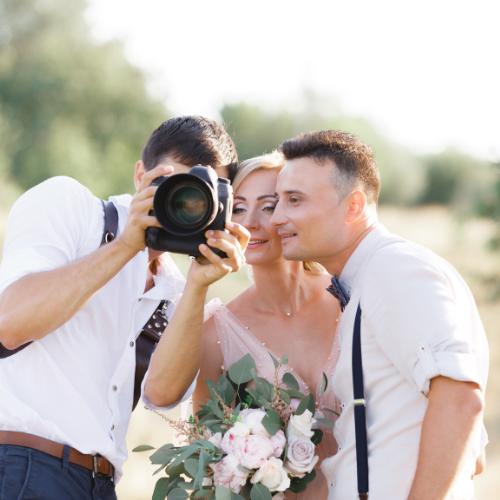How Many wedding photographers do I need